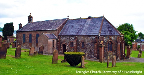 Terregles Church, Stewartry of Kirkcudbright (scaled)