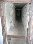 First floor corridor from S