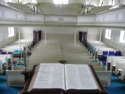 View from pulpit