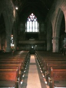 interior view of the nave