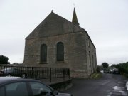 East elevation of Ceres Parish Church. Image: Kirsty Owen (July 2007)  Image ID: s3700_30.JPG