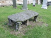 Table tomb. Image: James Sinclair (August 2007)  Image ID: 3799_16.JPG