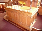 Communion table from north west