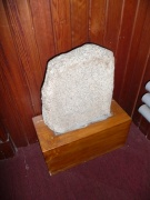 Early Christian / Pictish stone fragment