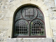 Window of session house, from south