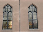 Nave windows