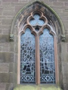 The chapel window