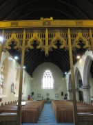 View of the rood screen