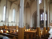 View of the nave from the south-west
