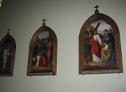 Stations of The Cross panels