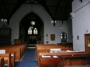 View of the nave looking towards the chancel