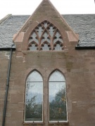 Window on South Wall