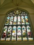 Main chancel window (east end)