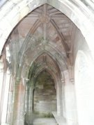 South porch interior. Image: Kirsty Owen (May 2007).  Image ID: s4692_15.JPG