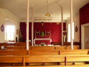 Interior of Pittenweem Roman Catholic Church. Image: Kirsty Owen (November 2007)  Image ID: s4706_04.JPG