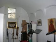 Sacristy from South East. Image: Miriam Buncombe (May 2008)  Image ID: 4715_41.jpg