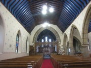 The Nave of the church