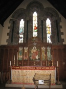 The Altar in the Chancel