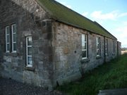 Side view of the church hall (northern elevation). Image: Ewan Malecki (September 2007)  Image ID: 8208_20.JPG