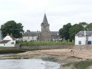 View of the Anstruther Church. Image: Kirsty Owen (October 2007)  Image ID: s889_02.JPG