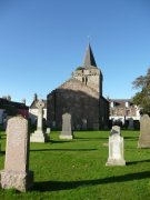 East elevation of the Anstruther Church. Image: Kirsty Owen (October 2007)  Image ID: s889_48.JPG