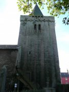 North elevation of the tower of the Anstruther Church. Image: Kirsty Owen (October 2007)  Image ID: s889_10.JPG
