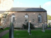 South elevation of the Anstruther Church. Image: Kirsty Owen (October 2007)  Image ID: s889_27.JPG