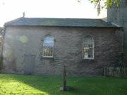North elevation of the Anstruther Church. Image: Kirsty Owen (October 2007)  Image ID: s889_13.JPG