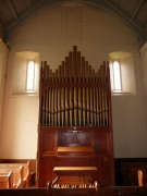 Organ at the West end