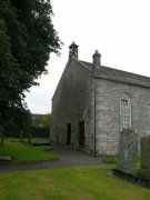 West elevation of Cameron Parish Church. Image: Kirsty Owen (July 2007)  Image ID: s980_05.JPG